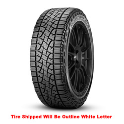 Pirelli Tires Scorpion ATR Passenger All Season Tire - LT265/70R17 121S 10 Ply