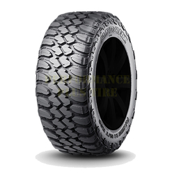 Rydanz Tires Rammer R08 MT Light Truck/SUV Mud Terrain Tire - 33x12.50R22LT 109Q 10 Ply