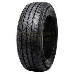 Radar Tires Argonite 4 Season RV-4S Passenger All Season Tire - 235/65R16C 115/113R 6 Ply
