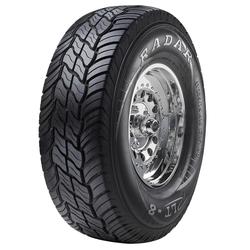 Radar Tires RLT 8 - LT265/70R17 121/118R 10 Ply