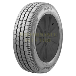 Radar Tires RV 5 Light Truck/SUV Highway All Season Tire - 235/65R16C 115/113R 8 Ply