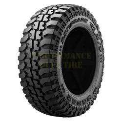 Radar Tires Renegade R5 Light Truck/SUV All Terrain/Mud Terrain Hybrid Tire - LT265/75R16 123/120Q 10 Ply