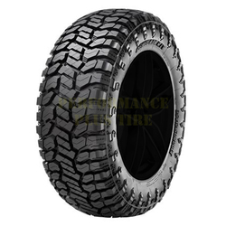 Radar Tires Renegade R/T Light Truck/SUV All Terrain/Mud Terrain Hybrid Tire - 35x12.5R20LT 121Q 10 Ply