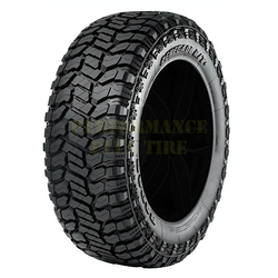 Radar Tires Renegade RT+ Light Truck/SUV All Terrain/Mud Terrain Hybrid Tire - 33x12.50R22LT 114Q 12 Ply