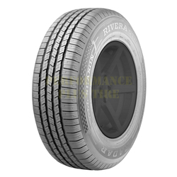 Radar Tires Rivera GT10 Passenger All Season Tire - LT245/75R17 121/118Q 10 Ply