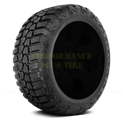 RBP Tires Repulsor M/T RX Light Truck/SUV Mud Terrain Tire - LT265/70R17 121/118Q 10 Ply