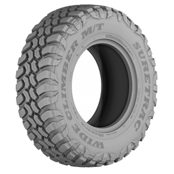 Suretrac Tires Wide Climber M/T2 Light Truck/SUV Mud Terrain Tire - 37x13.50R22LT 123Q 10 Ply