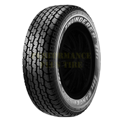 Thunderer Tires Ranger R403 Light Truck/SUV Highway All Season Tire - LT225/70R15 107S 6 Ply