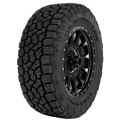 Toyo Tires Open Country A/T III Light Truck/SUV All Terrain/Mud Terrain Hybrid Tire - LT265/70R17 121/118S 10 Ply
