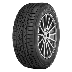Toyo Tires Celsius CUV Passenger All Season Tire - 235/60R17 102H