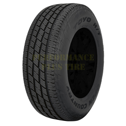 Toyo Tires Open Country H/T II Light Truck/SUV Highway All Season Tire - LT265/70R17 121/118S 10 Ply