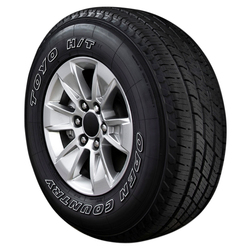 Toyo Tires Open Country H/T II - LT245/70R17 119/116S 10 Ply
