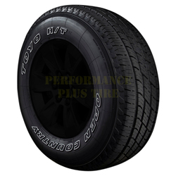 Toyo Tires Open Country H/T II Passenger All Season Tire - LT245/75R17 121/118S 10 Ply