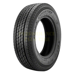 Toyo Tires Open Country H/T Tuff Duty Light Truck/SUV Highway All Season Tire - LT245/75R17 121/118R 10 Ply