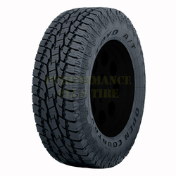 Toyo Tires Toyo Tires Open Country AT II - LT245/75R17 121/118S 10 Ply