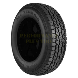 Trail Guide Tires All Terrain Light Truck/SUV All Terrain/Mud Terrain Hybrid Tire