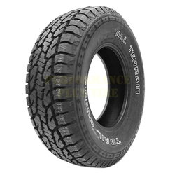 Trail Guide Tires All Terrain Passenger All Season Tire - LT265/70R17 121/118S 10 Ply