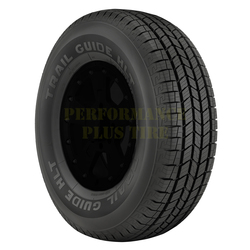 Trail Guide Tires HLT Light Truck/SUV Highway All Season Tire - 265/75R16 116T