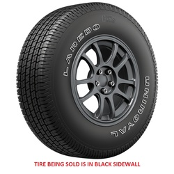 Uniroyal Tires Laredo Cross Country Passenger All Season Tire - P235/65R17 103T