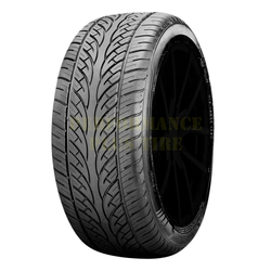 Venom Power Tires Ragnarok Zero Passenger Summer Tire - 295/25ZR22XL 97W