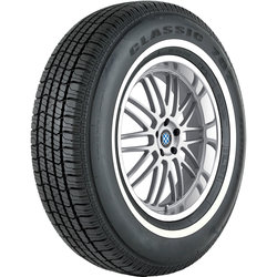 Vercelli Tires Classic 787 Passenger All Season Tire - P225/75R15 102S