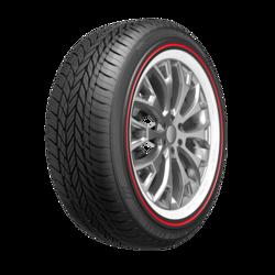 Vogue Tyre Tires Custom Built Radial Red Stripe Tire