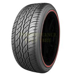 Vogue Tyre Tires Red Stripe Custom Built Radial - 285/45R22XL 114H
