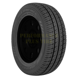 Wild Spirit Tires HST-C Light Truck/SUV Highway All Season Tire - LT205/65R15 104/102R 8 Ply