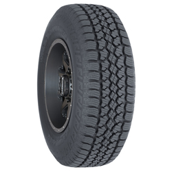 Wild Country Tires Trail 4SX A/T Light Truck/SUV All Terrain/Mud Terrain Hybrid Tire - 245/70R16 107T