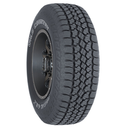 Wild Country Tires Trail 4SX A/T Light Truck/SUV All Terrain/Mud Terrain Hybrid Tire - 265/70R16 112T