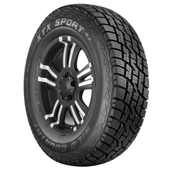 Wild Country Tires XTX Sport 4S Passenger All Season Tire - 245/70R16 107T