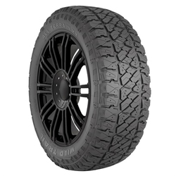 Wild Trail Tires All Terrain XT Passenger All Season Tire - LT245/75R17 121/118S 10 Ply