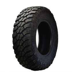 Xcent Tires EL523 M/T Light Truck/SUV Mud Terrain Tire - 33x12.50R17LT 114Q 8 Ply