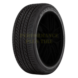 Yokohama Tires Advan Sport A/S Plus Passenger All Season Tire - 255/40R17 94W