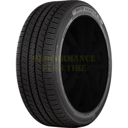 Yokohama Tires Avid Ascend LX Passenger All Season Tire - 235/60R17 102T
