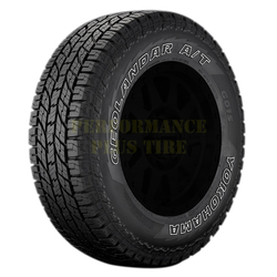 Yokohama Tires Geolandar A/T G015 Light Truck/SUV All Terrain/Mud Terrain Hybrid Tire - LT245/75R17 121/118S 10 Ply