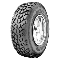 Yokohama Tires Geolandar M/T+ - 33x12.50R15LT 108Q 6 Ply