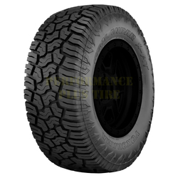 Yokohama Tires Geolandar X-AT Light Truck/SUV All Terrain/Mud Terrain Hybrid Tire - 35x12.5R20LT 121Q 10 Ply
