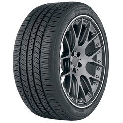 Yokohama Tires Geolandar X-CV Passenger All Season Tire - 275/40R20XL 106W