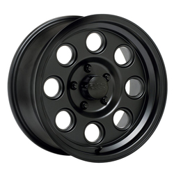 Black Rock Wheels 908B Yuma - Matte Black Rim
