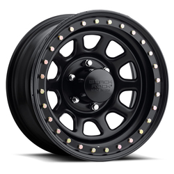 Black Rock Wheels 953 Street Lock - Black