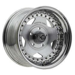 Centerline Wheels 000 Convo Pro - Polished with Brushed Face