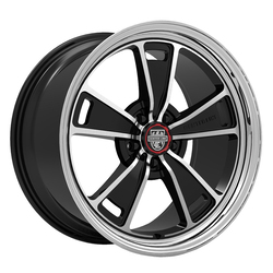 Centerline Wheels 630MB MM1 - Gloss Black with Machined Face
