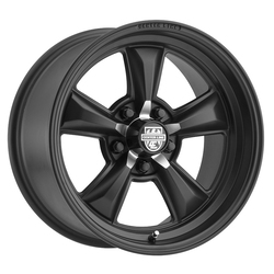 Centerline Wheels 635B Classic Muscle Series - Satin Black