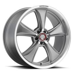 Centerline Wheels 635MA - Satin Anthracite Grey Center with Machined Lip Rim