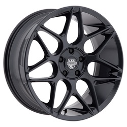 Centerline Wheels 671B SM2 Afterburner - Gloss Black