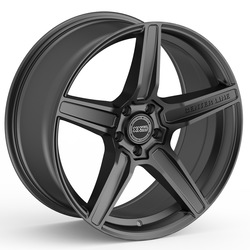 Centerline Wheels 672SB Vector - Satin Black