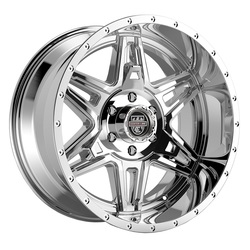 Centerline Wheels 831V LT-2 - PVD