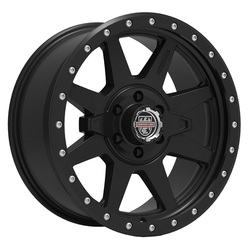 Centerline Wheels 833SB RT-2 - Satin Black