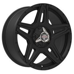 Centerline Wheels 834SB ST-1 - Satin Black